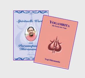 Dhiranandaji Books